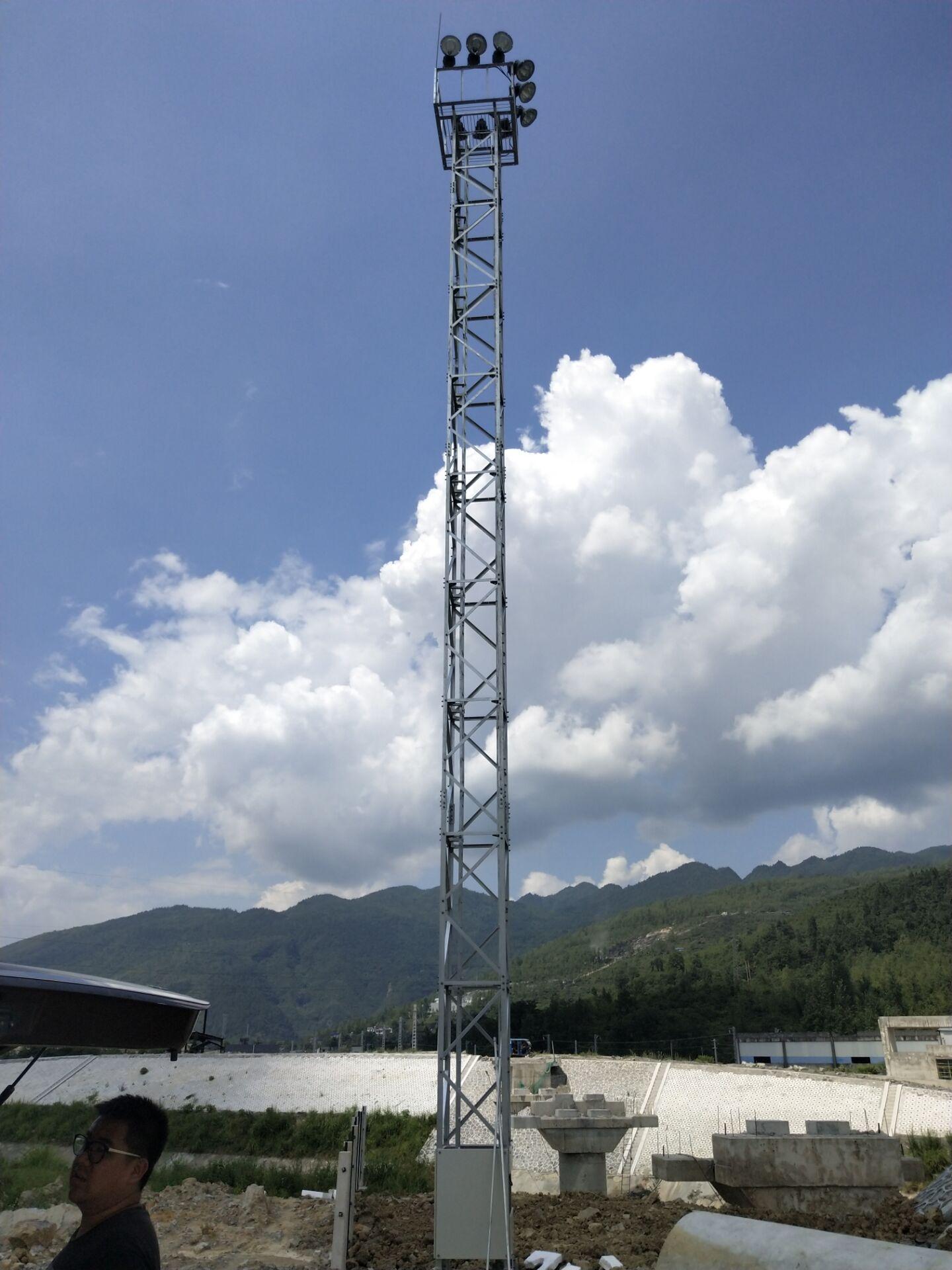 固定式投光灯塔