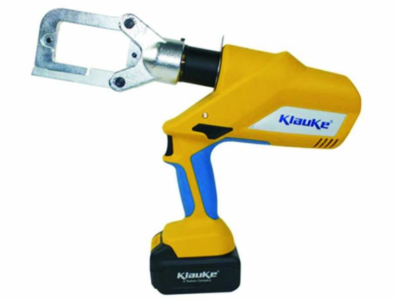 充电式液压导线切刀