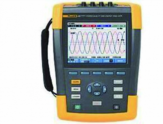 三相电能质量分析仪(F435)美国FLUKE