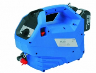 电池供电液压泵